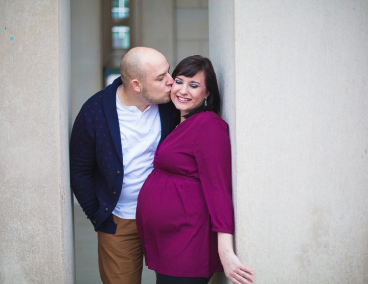 Saint Louis Maternity Photography - Forest Park
