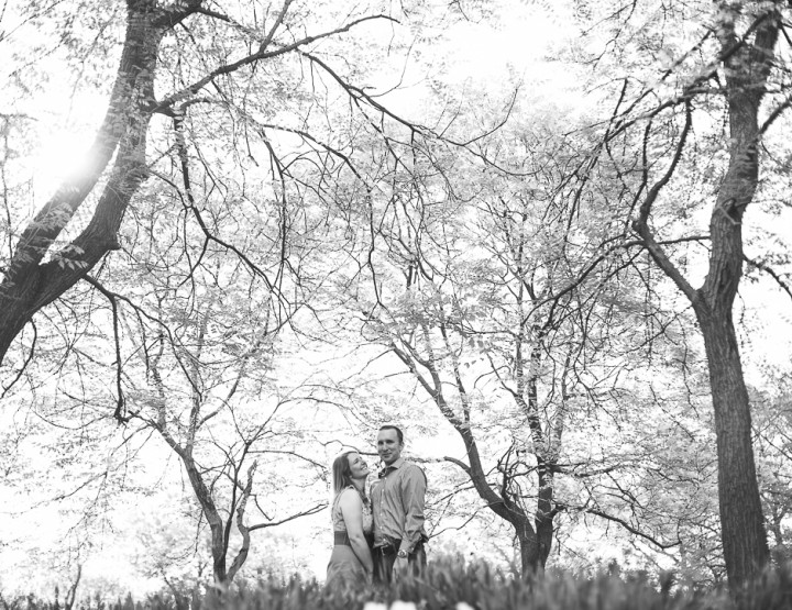 Engagement Photography | Tower Grove Park St. Louis