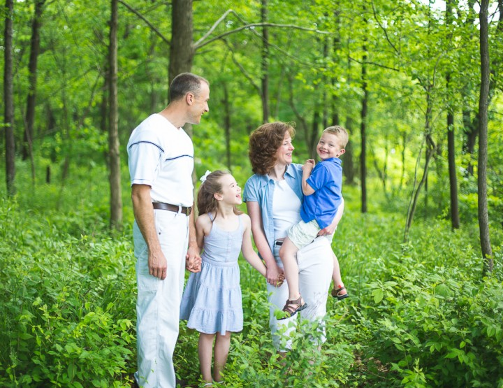 Illinois Family Photography | the Gardens at SIUE