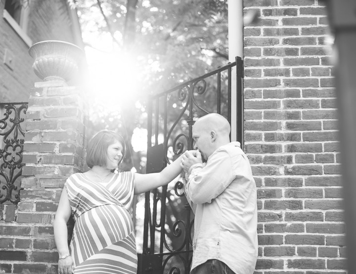 St. Charles MO Maternity Photography