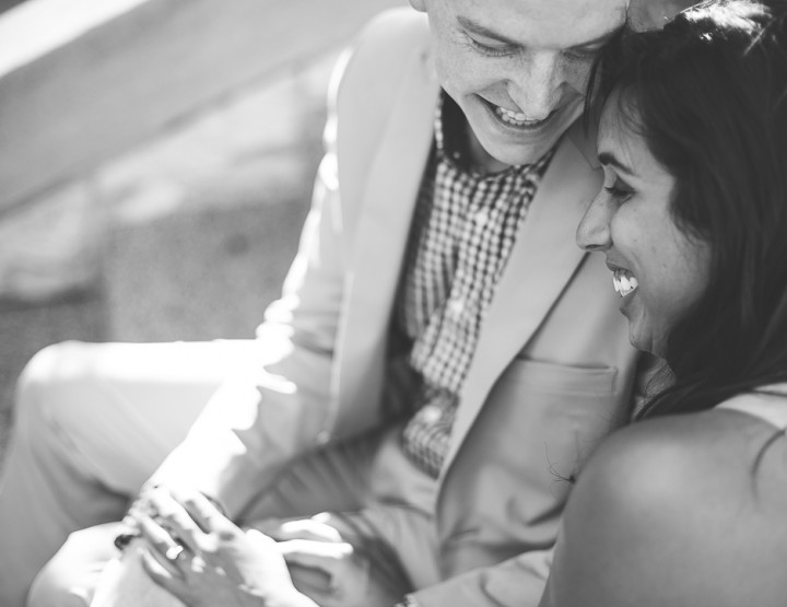 St. Louis Engagement Photography | St. Louis University | the Grove