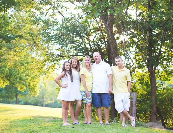 Family Photography | Bee Tree Park