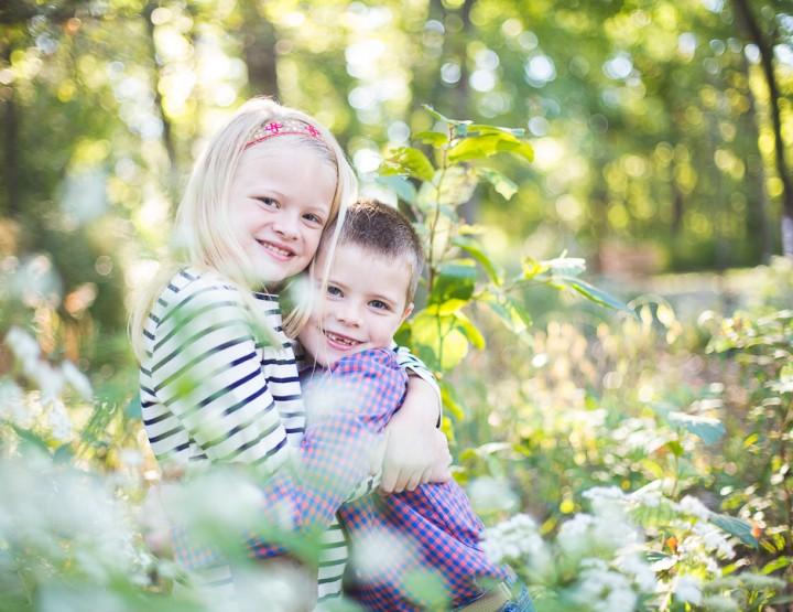 Longview Farm Park Family Photography
