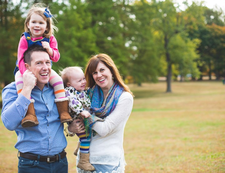 Family Photography | Tower Grove Park