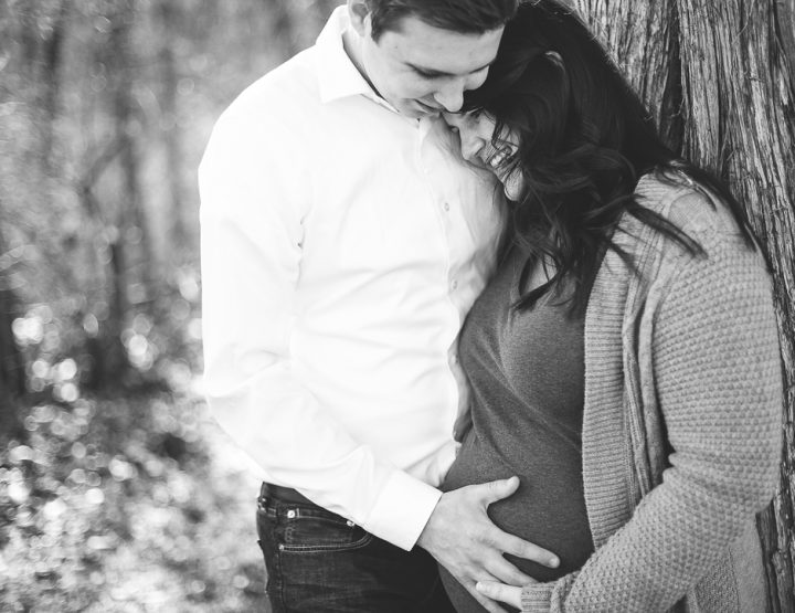 St. Louis Maternity Photography | Bee Tree Park