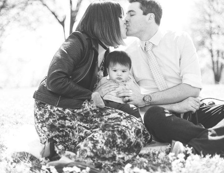 St. Louis Baby Photography | Lafayette Park