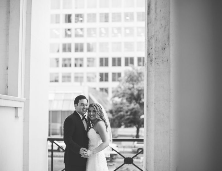 St. Louis Wedding Photography | St. Mary Magdalen | City Center Hotel