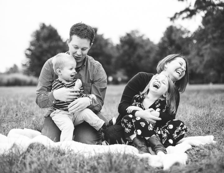 St. Louis Family Photography | Muny