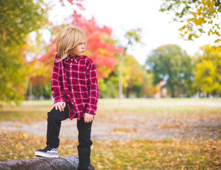 St. Louis Child Portrait Photography | Lafayette Park
