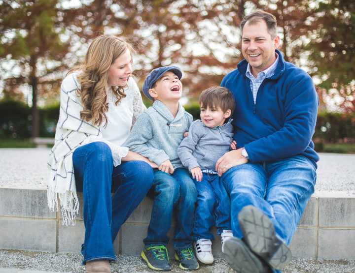 St. Louis Family Photography | Forest Park | Art Hill