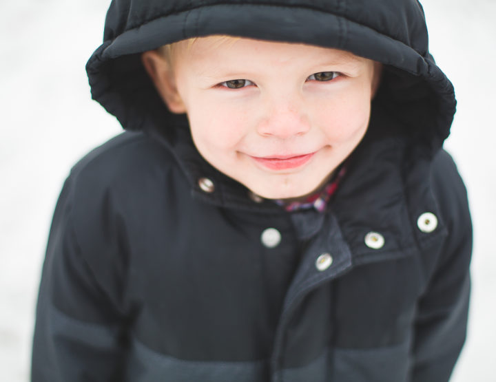 St. Louis Family Photography | Forest Park | Snow