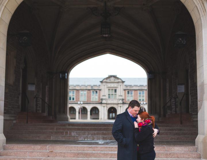 St. Louis Wedding Proposal | Washington University