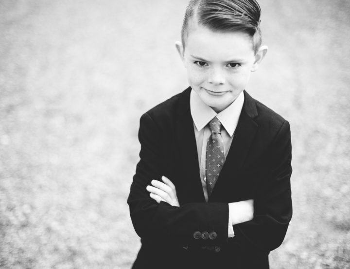 Saint Louis Child Photography | Bee Tree Park | First Communion