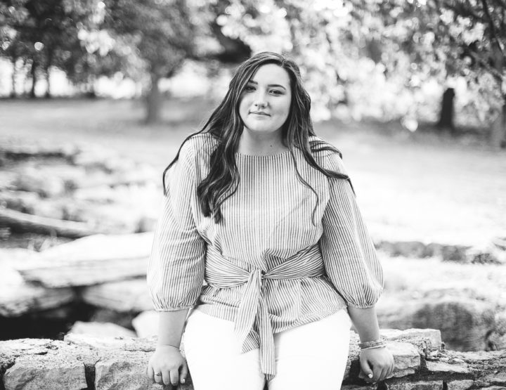St. Louis Senior Portrait Photography | Forest Park