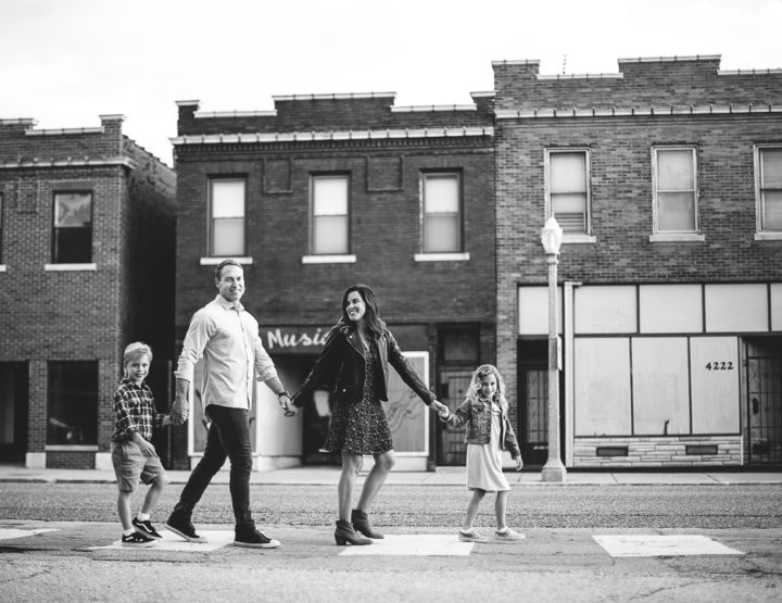 St. Louis Family Photography | the Grove