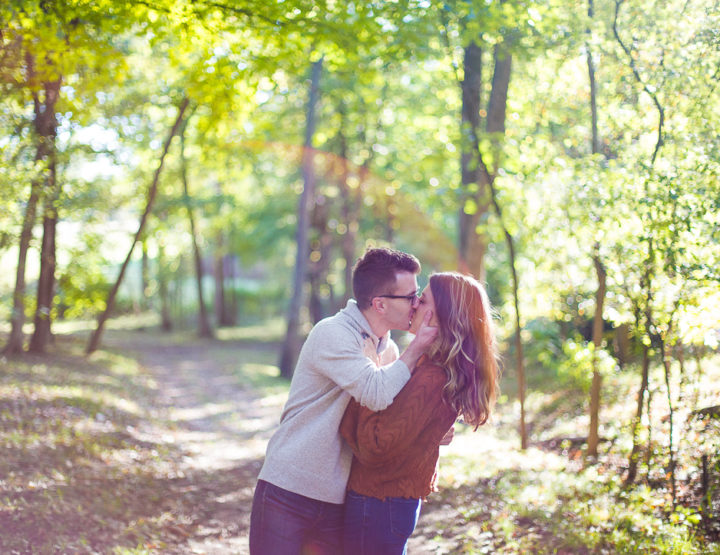 St. Louis Engagement Photography | SIUE