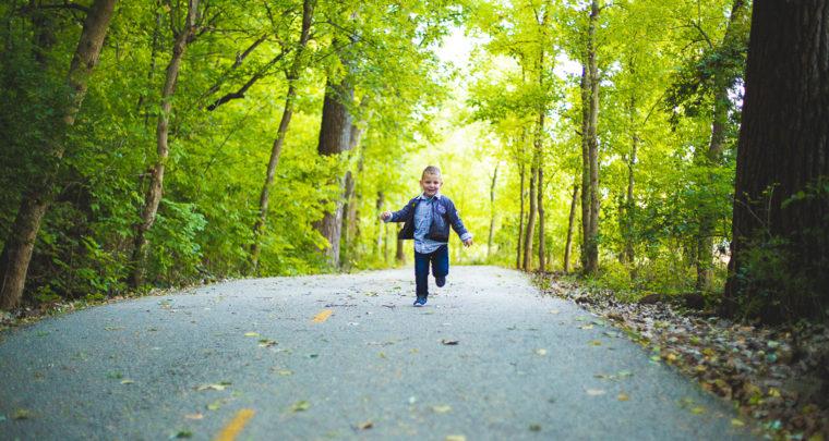 St. Louis Child Photography   Creve Coeur Park