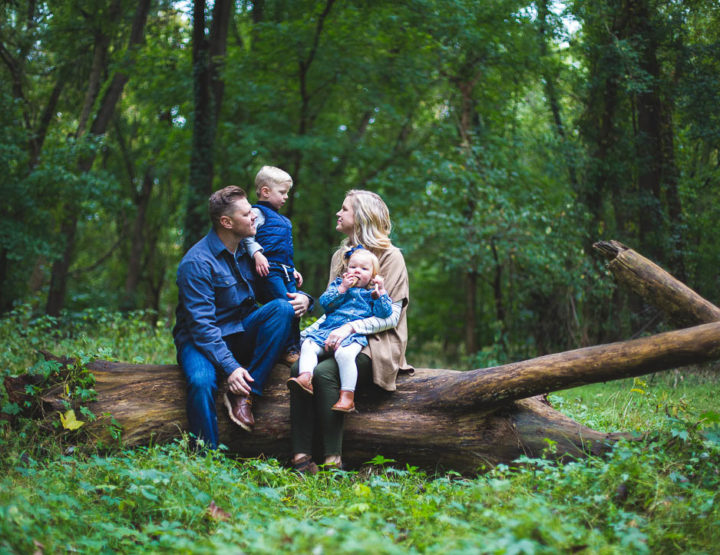 St. Louis Family Photography | Castlewood State Park