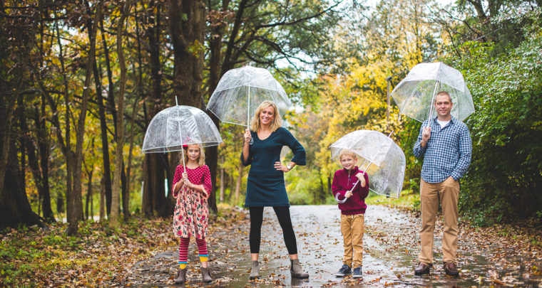 St. Louis Family Photography | In Home Session
