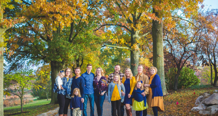 St. Louis Family Photography | Queeny Park
