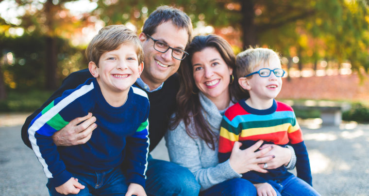 St. Louis Family Photography | Art Hill