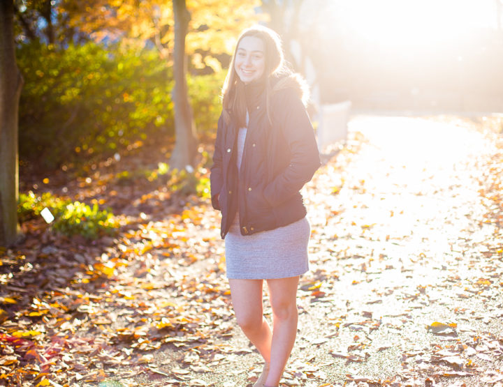 St. Louis Senior Portrait Photography | Missouri Botanical Garden