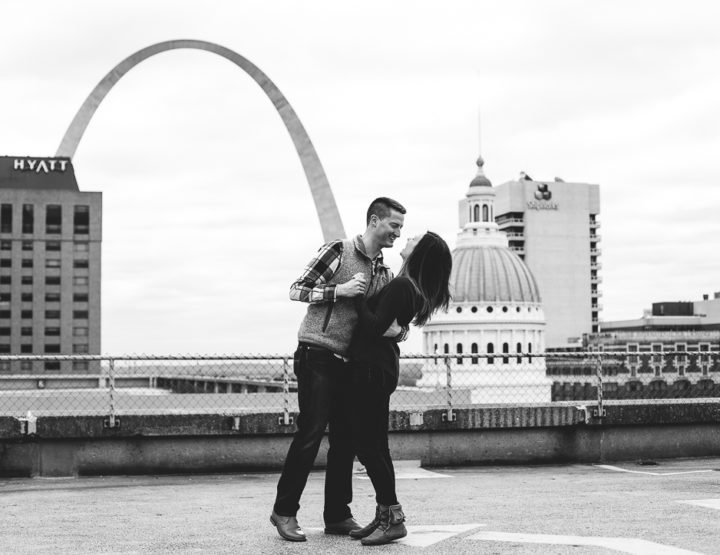St. Louis Arch Proposal | Malcolm W. Martin Memorial Park