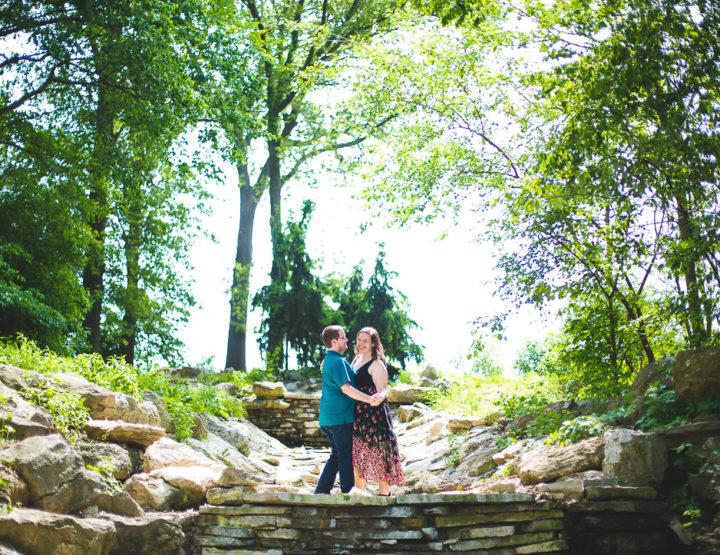 St. Louis Engagement Photography | Forest Park