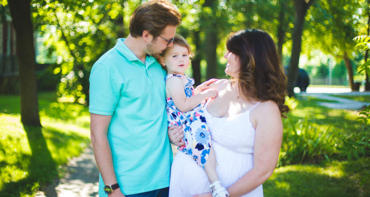 St. Louis Family Photography | St. Charles Main Street