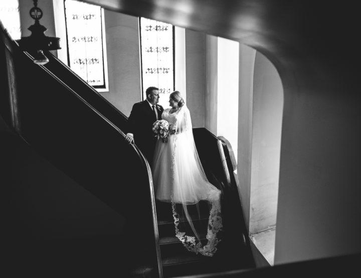 St. Louis Wedding Photography | Centenary United Methodist Church | Windows On Washington