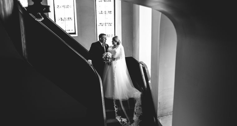 St. Louis Wedding Photography | Centenary United Methodist Church | Windows On Washington