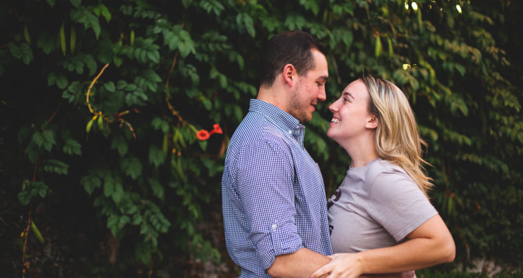 St. Louis Proposal Photography | the Cup Bakery