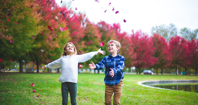 St. Louis Family Photography | Muny in Forest Park