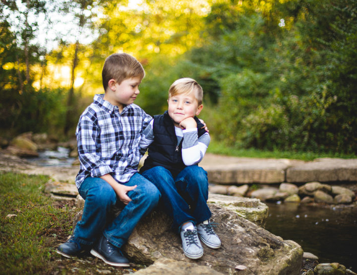 St. Louis Family Photography | Chesterfield Central Park