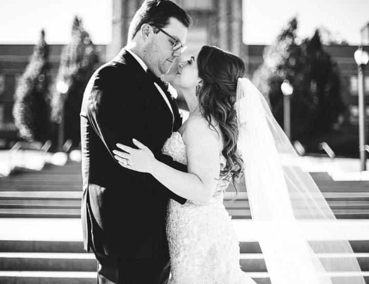 St. Louis Wedding Photography | Graham Chapel | Westin St. Louis
