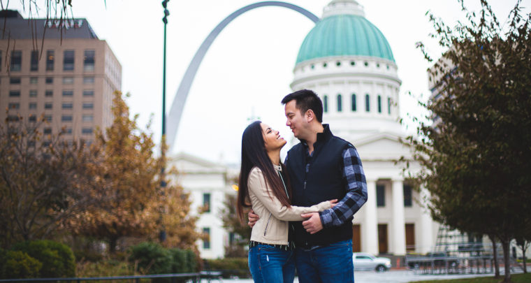 St. Louis Photography | Kiener Plaza