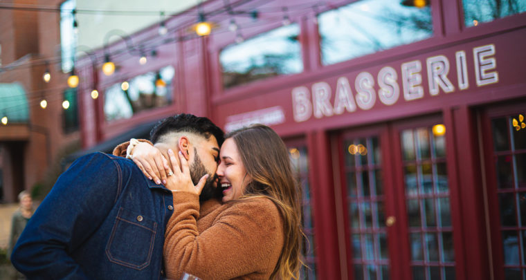 St. Louis Proposal Photography | Taste