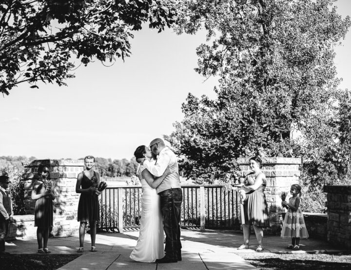 St. Louis Wedding Photography | Cliff Cave Park