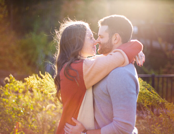 St. Louis Engagement Photography | Chesterfield Central Park