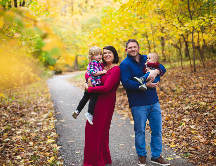 St. Louis Family Photography | SIUE Gardens