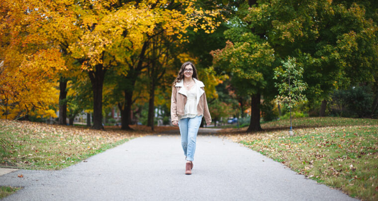 St. Louis Senior Portrait Photography | Lafayette Park