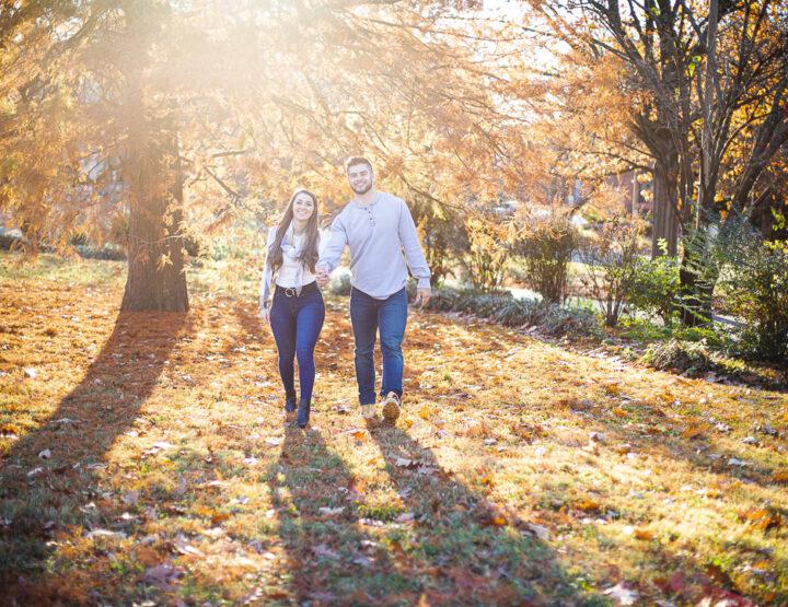 St. Louis Engagement Photography | Lafayette Square Park