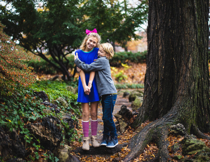 St. Louis Family Photography | Lafayette Square Park
