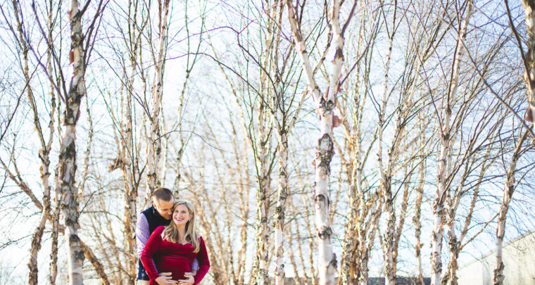 St. Louis Maternity Photography | Forest Park