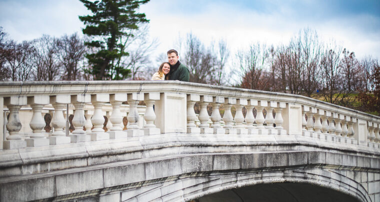 St. Louis Proposal Photography | Forest Park