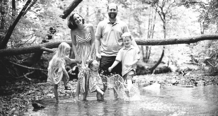 St. Louis Family Photography    Broemmelsiek Park