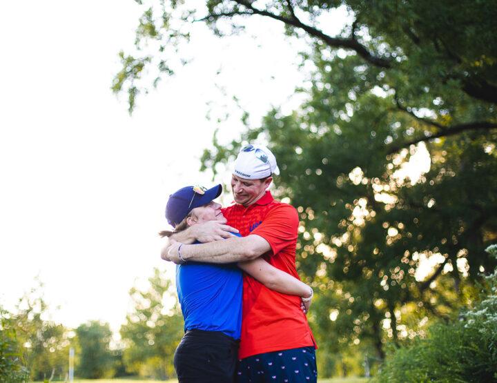 St. Louis Proposal Photography | Tapawingo National Golf Club