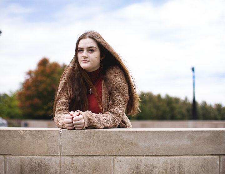 St. Louis Senior Portrait Photography | Forest Park
